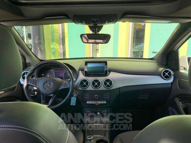 Mercedes Classe B 200 CDI Sensation 7G-DCT Blanc Cirrus Occasion - 2