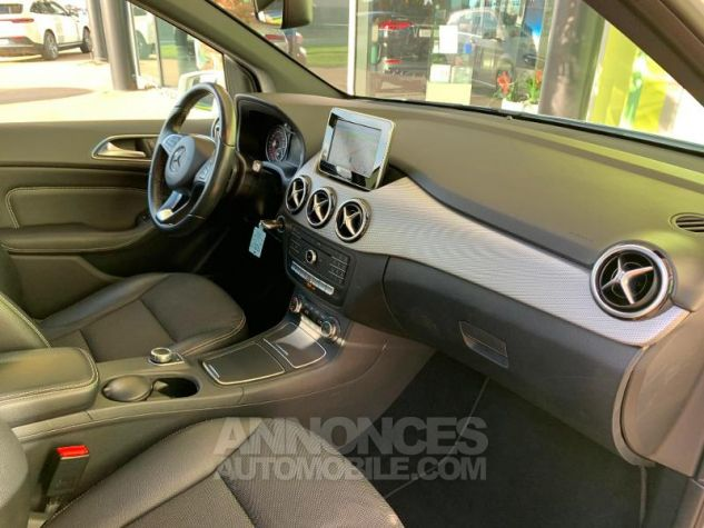 Mercedes Classe B 200 CDI Sensation 7G-DCT Blanc Cirrus Occasion - 3