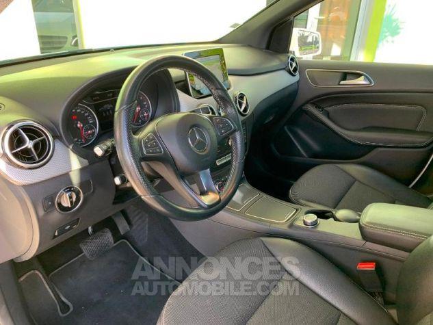 Mercedes Classe B 200 CDI Sensation 7G-DCT Blanc Cirrus Occasion - 8
