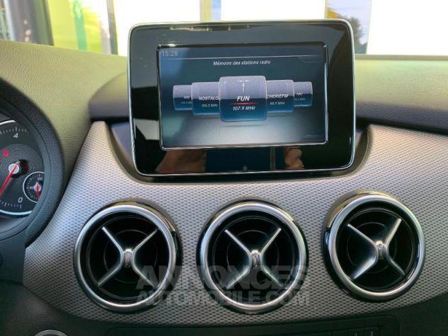 Mercedes Classe B 200 CDI Sensation 7G-DCT Blanc Cirrus Occasion - 11