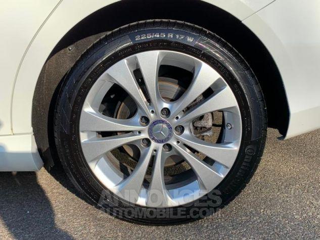Mercedes Classe B 200 CDI Sensation 7G-DCT Blanc Cirrus Occasion - 18