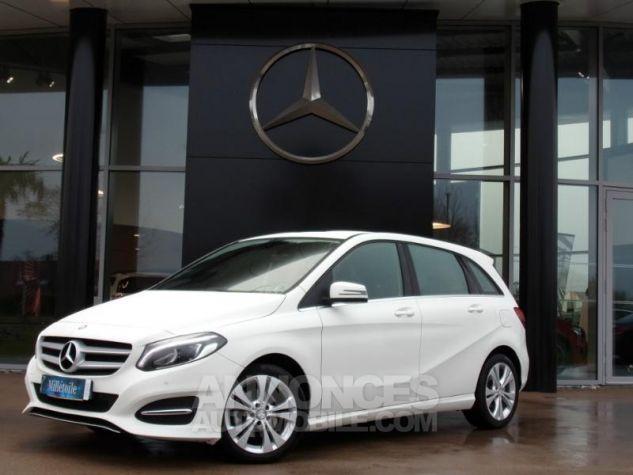 Mercedes Classe B 200 CDI Sensation BLANC CIRRUS Occasion - 0