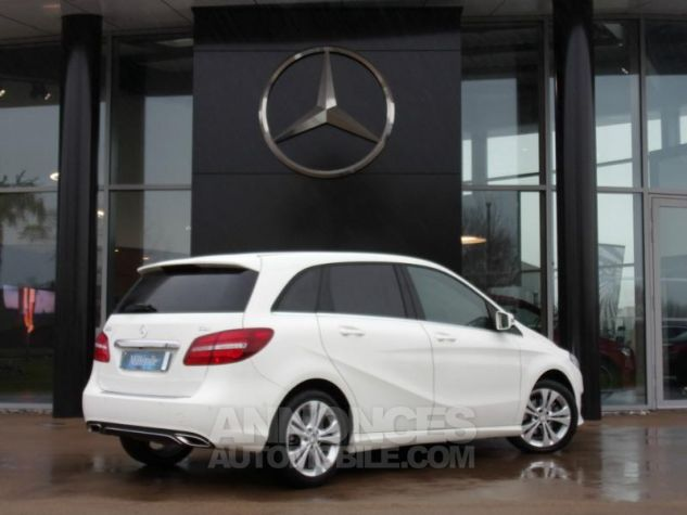 Mercedes Classe B 200 CDI Sensation BLANC CIRRUS Occasion - 1