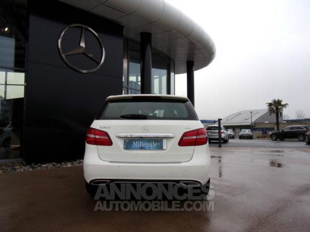 Mercedes Classe B 200 CDI Sensation BLANC CIRRUS Occasion - 11