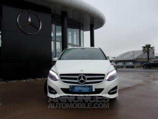 Mercedes Classe B 200 CDI Sensation BLANC CIRRUS Occasion - 10