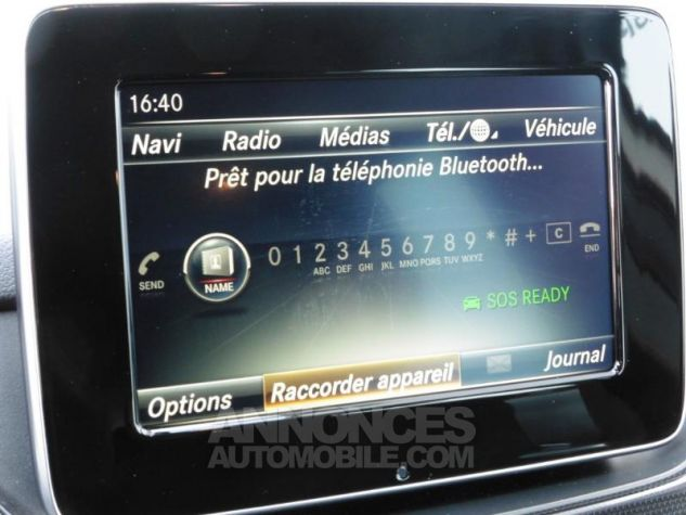 Mercedes Classe B 200 d Business ARGENT POLAIRE METALLISE Occasion - 8