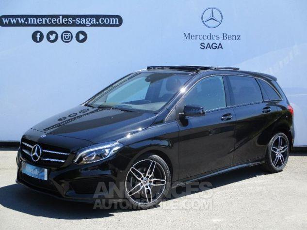 Mercedes Classe B 200 d Fascination 7G-DCT NOIR COSMOS Occasion - 0