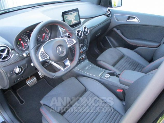 Mercedes Classe B 200 d Fascination 7G-DCT NOIR COSMOS Occasion - 7