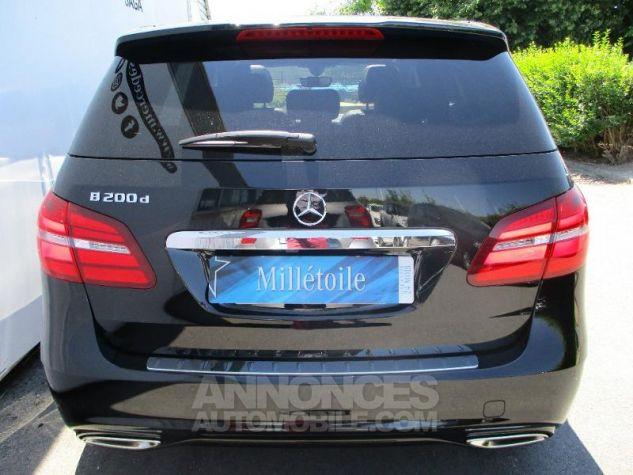Mercedes Classe B 200 d Fascination 7G-DCT NOIR COSMOS Occasion - 16