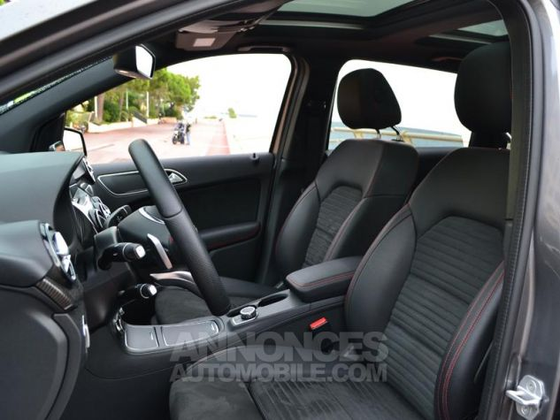 Mercedes Classe B 200 d Fascination 7G-DCT Gris Montagne Occasion - 4