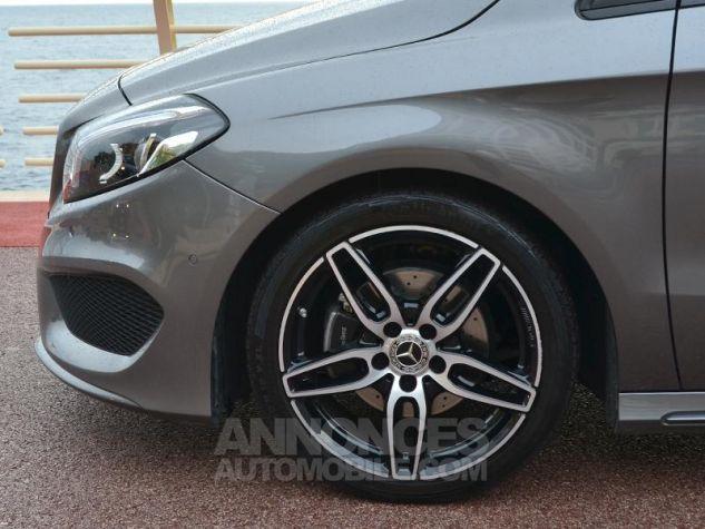 Mercedes Classe B 200 d Fascination 7G-DCT Gris Montagne Occasion - 6