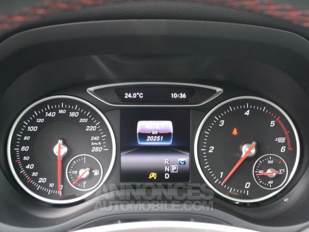 Mercedes Classe B 200 d Fascination 7G-DCT Gris Montagne Occasion - 12