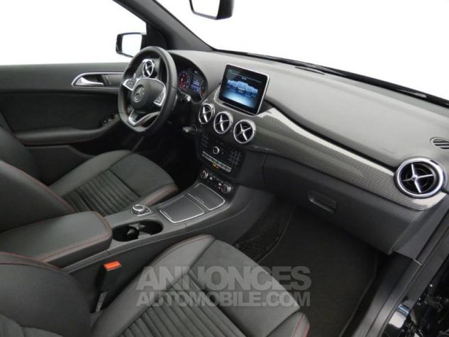 Mercedes Classe B 200 d Fascination 7G-DCT Noir Cosmos Occasion - 3