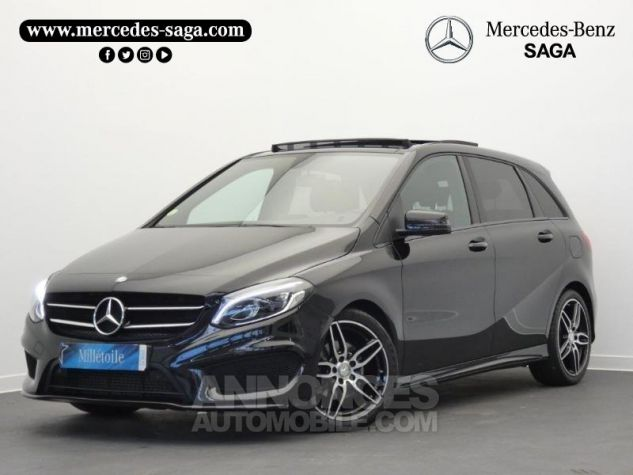 Mercedes Classe B 200 d Fascination 7G-DCT Noir Cosmos Occasion - 0
