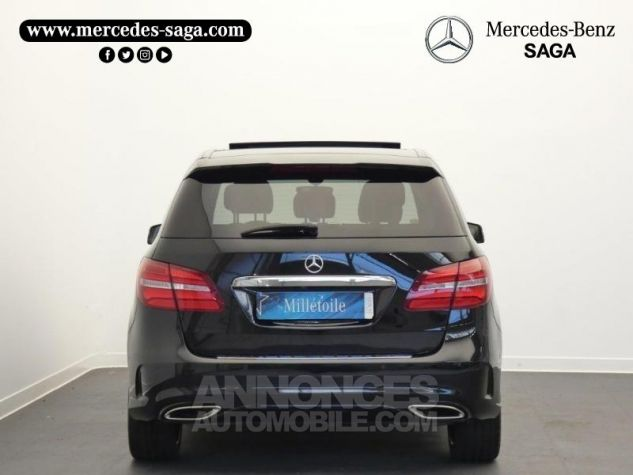 Mercedes Classe B 200 d Fascination 7G-DCT Noir Cosmos Occasion - 7