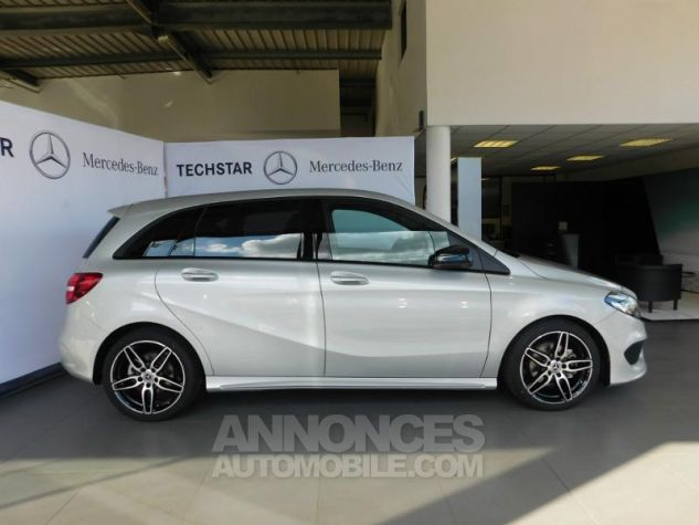 Mercedes Classe B 200 d Fascination 7G-DCT Argent Polaire Occasion - 3