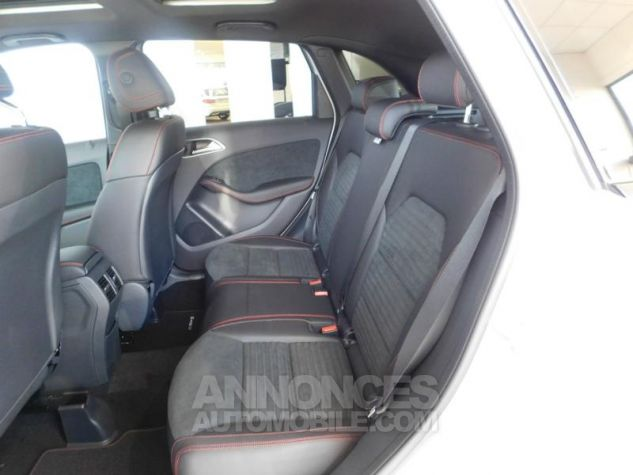 Mercedes Classe B 200 d Fascination 7G-DCT Argent Polaire Occasion - 5