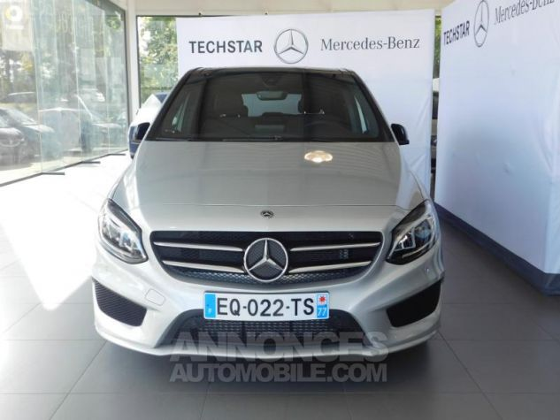 Mercedes Classe B 200 d Fascination 7G-DCT Argent Polaire Occasion - 10