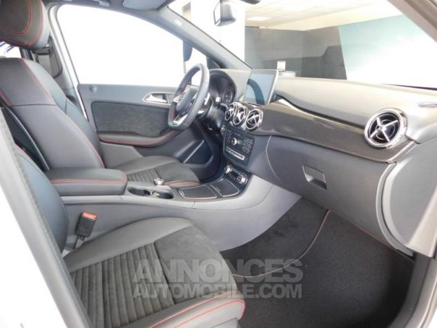 Mercedes Classe B 200 d Fascination 7G-DCT Argent Polaire Occasion - 14