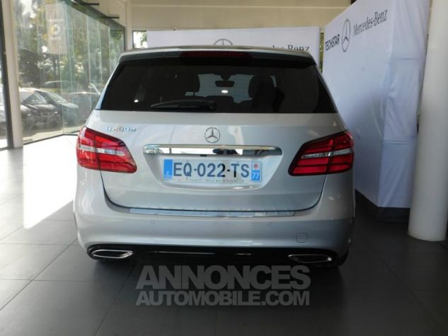 Mercedes Classe B 200 d Fascination 7G-DCT Argent Polaire Occasion - 16