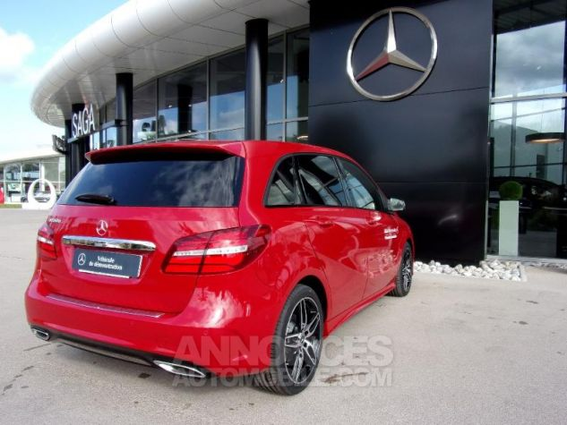 Mercedes Classe B 200d 136ch Fascination Rouge jupiter non métallisé Neuf - 1