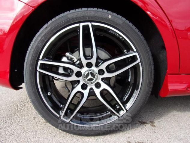 Mercedes Classe B 200d 136ch Fascination Rouge jupiter non métallisé Neuf - 12