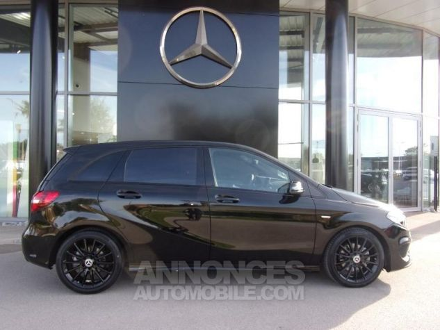 Mercedes Classe B 200d 136ch Starlight Edition 7G-DCT Euro6c Noir cosmos métallisé Neuf - 11
