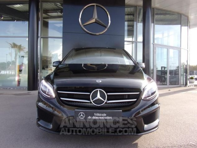 Mercedes Classe B 200d 136ch Starlight Edition 7G-DCT Euro6c Noir cosmos métallisé Neuf - 13