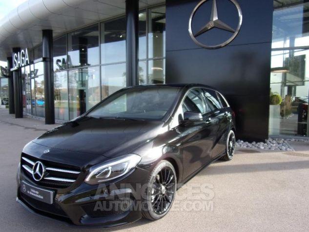 Mercedes Classe B 200d 136ch Starlight Edition 7G-DCT Euro6c Noir cosmos métallisé Neuf - 0