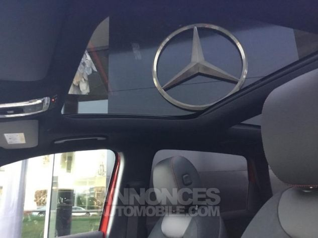 Mercedes Classe B 200d 150ch AMG Line 8G-DCT Rouge jupiter Occasion - 10