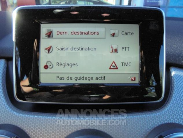 Mercedes Classe B 220 CDI Sport 7G-DCT NOIRE Occasion - 8