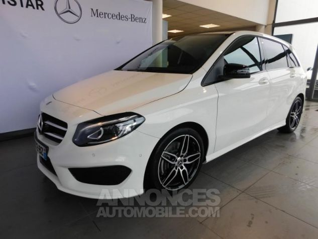 Mercedes Classe B 220 d Fascination 7G-DCT  Occasion - 0