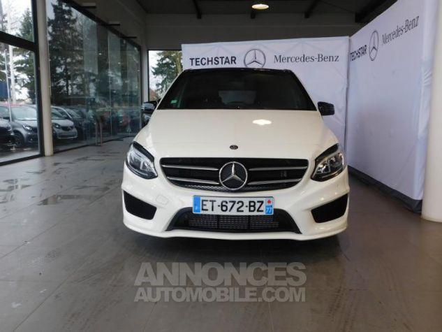 Mercedes Classe B 220 d Fascination 7G-DCT  Occasion - 10