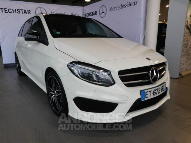 Mercedes Classe B 220 d Fascination 7G-DCT  Occasion - 11