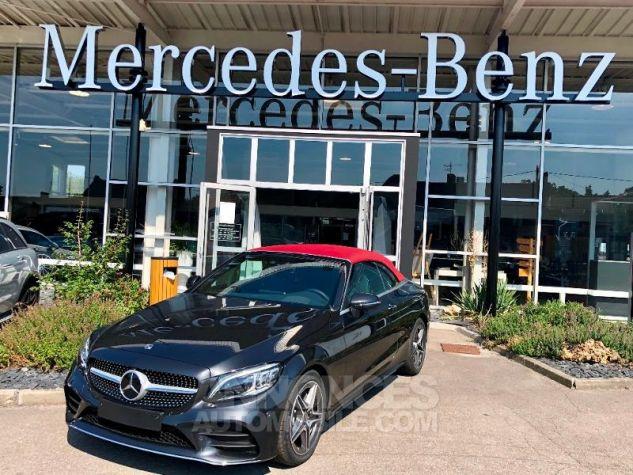 Mercedes Classe C 200 184ch AMG Line 9G-Tronic Euro6d-T Gris graphite métallisé Occasion - 0