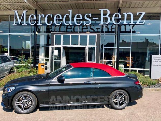 Mercedes Classe C 200 184ch AMG Line 9G-Tronic Euro6d-T Gris graphite métallisé Occasion - 2