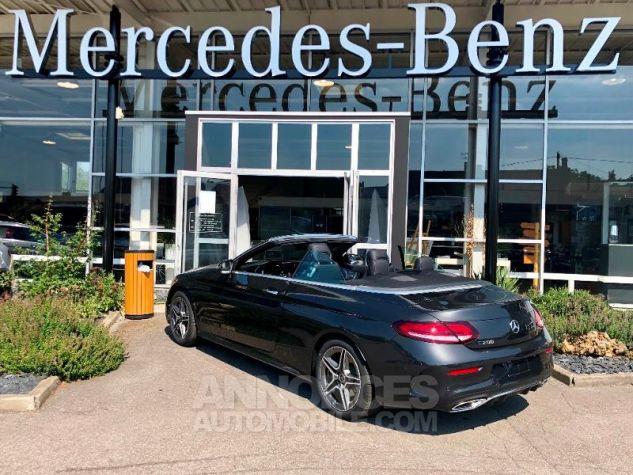 Mercedes Classe C 200 184ch AMG Line 9G-Tronic Euro6d-T Gris graphite métallisé Occasion - 3