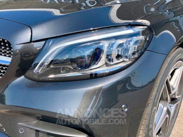 Mercedes Classe C 200 184ch AMG Line 9G-Tronic Euro6d-T Gris graphite métallisé Occasion - 4