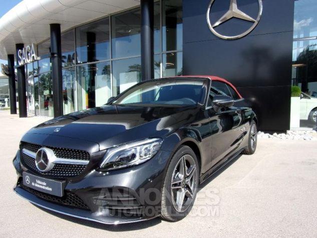 Mercedes Classe C 200 184ch AMG Line 9G-Tronic Euro6d-T Gris graphite métallisé Neuf - 0