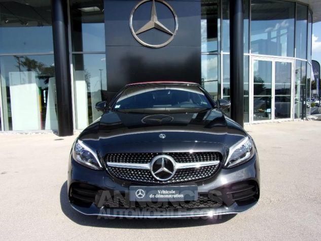 Mercedes Classe C 200 184ch AMG Line 9G-Tronic Euro6d-T Gris graphite métallisé Neuf - 11