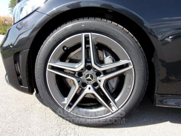 Mercedes Classe C 200 184ch AMG Line 9G-Tronic Euro6d-T Gris graphite métallisé Neuf - 12