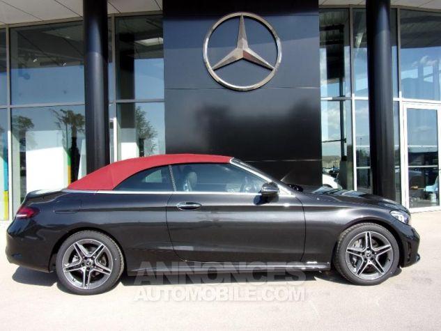 Mercedes Classe C 200 184ch AMG Line 9G-Tronic Euro6d-T Gris graphite métallisé Neuf - 13