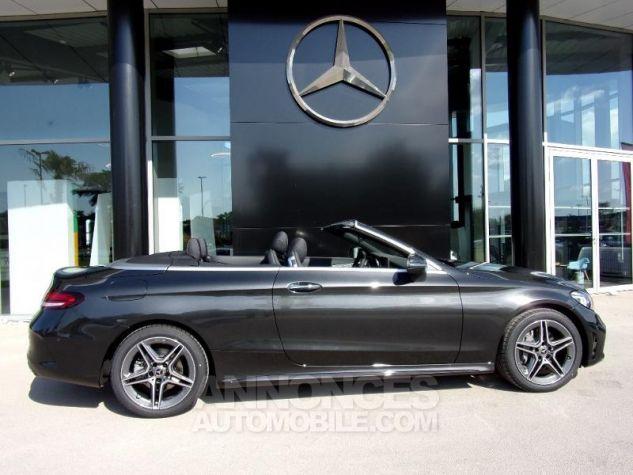 Mercedes Classe C 200 184ch AMG Line 9G-Tronic Euro6d-T Gris graphite métallisé Neuf - 14