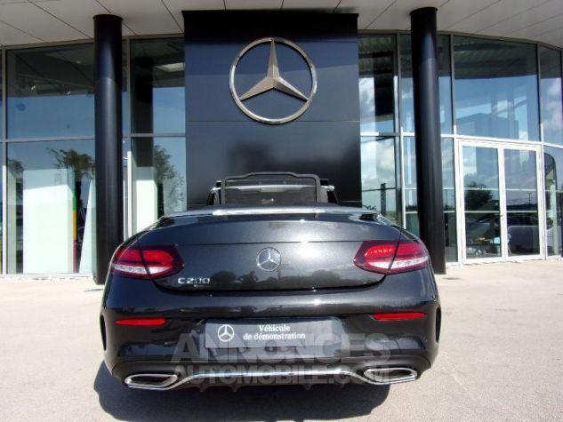 Mercedes Classe C 200 184ch AMG Line 9G-Tronic Euro6d-T Gris graphite métallisé Neuf - 15