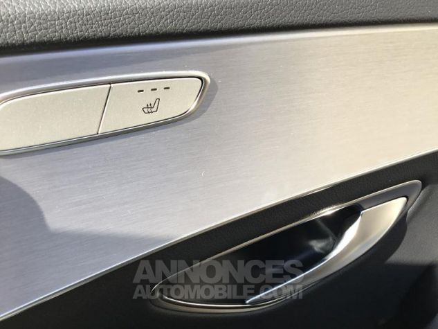 Mercedes Classe C 200 d 150ch Avantgarde Line 9G-Tronic Noir obsidienne métallisé Occasion - 5