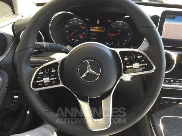 Mercedes Classe C 200 d 150ch Avantgarde Line 9G-Tronic Noir obsidienne métallisé Occasion - 9