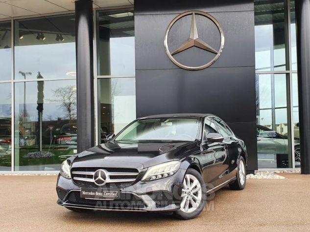 Mercedes Classe C 200 d 150ch Avantgarde Line 9G-Tronic Noir Obsidienne Métallisé Occasion - 0