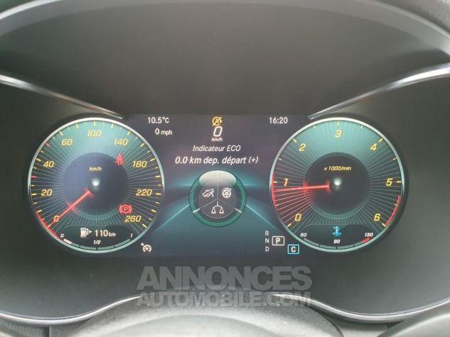 Mercedes Classe C 200 d 150ch Avantgarde Line 9G-Tronic Noir Obsidienne Métallisé Occasion - 4