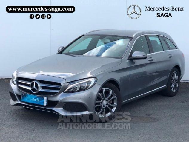 Mercedes Classe C 200 d Executive ARGENT PALLADIUM Occasion - 0