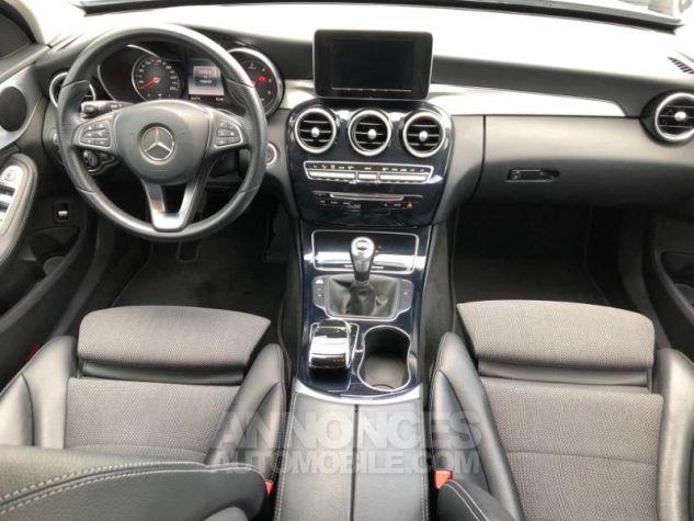 Mercedes Classe C 200 d Executive ARGENT PALLADIUM Occasion - 2